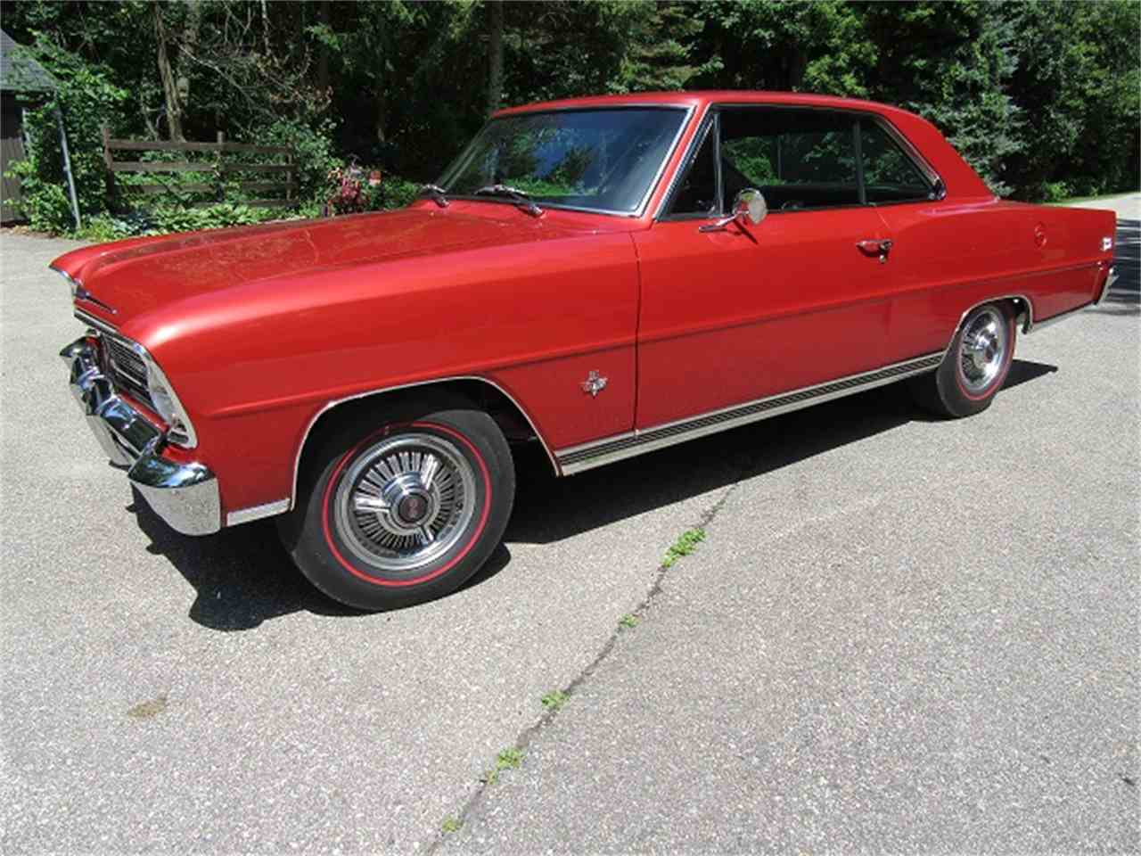 1966 chevrolet chevy ii nova ss for sale cc 884515. Black Bedroom Furniture Sets. Home Design Ideas