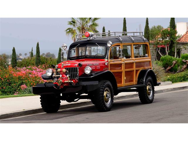 1949 Dodge Power Wagon | 884522