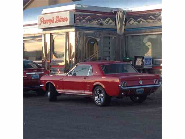 1966 Ford Mustang | 884525