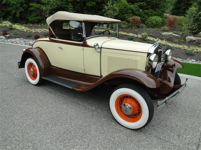 1931 Ford Model A | 884532