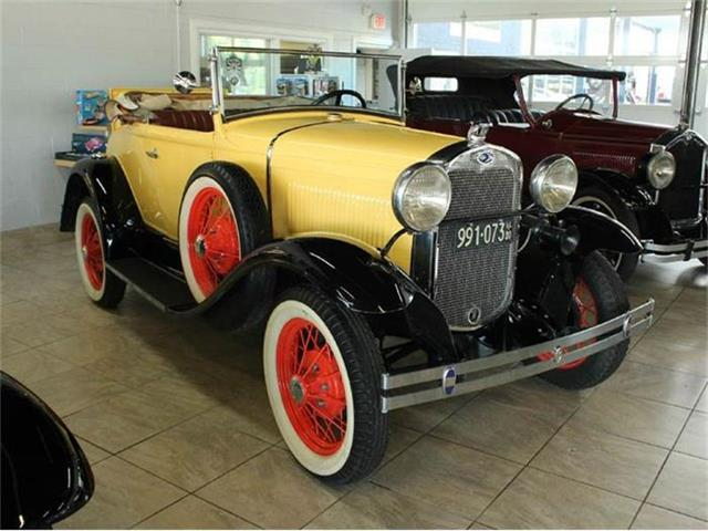 1930 Ford Deluxe | 884552