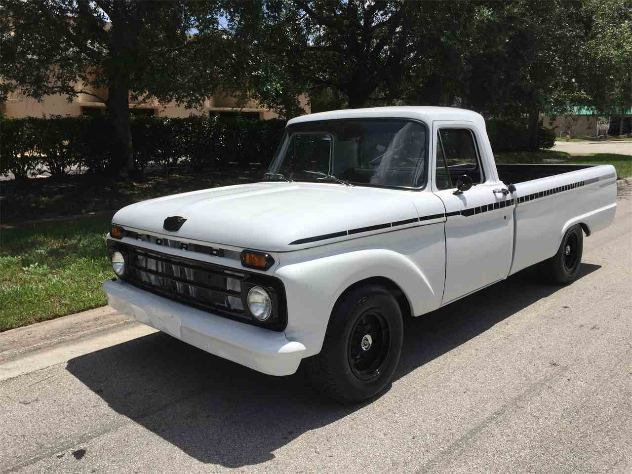1965 ford f100 for sale cc 884558. Black Bedroom Furniture Sets. Home Design Ideas