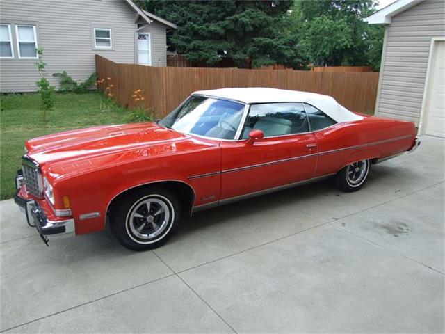 1974 Pontiac Grand Ville | 884559