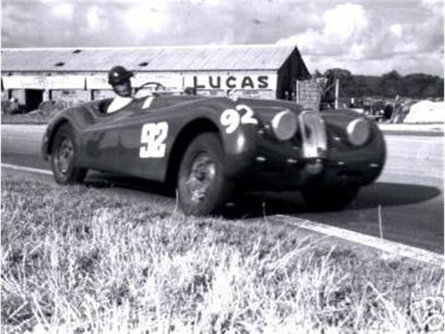1950 Jaguar XK120 Competition Roadster | 880456