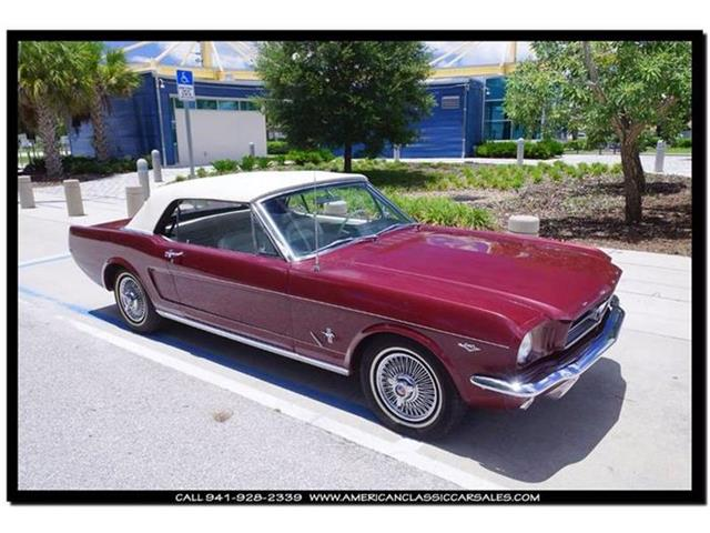 1964 Ford Mustang   884561