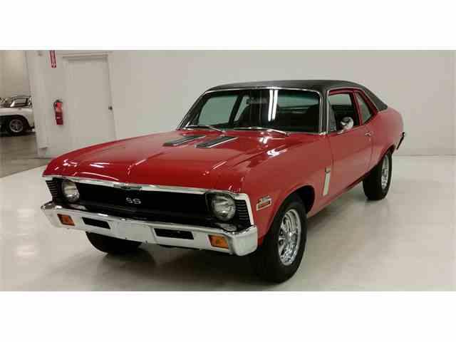 1972 Chevrolet Nova | 884565