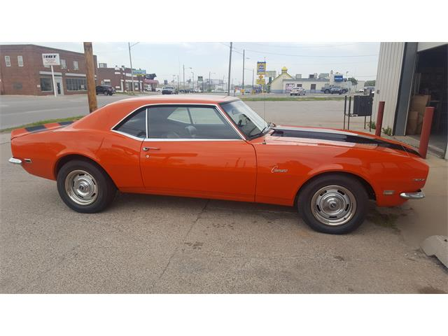 1968 Chevrolet Camaro | 884566