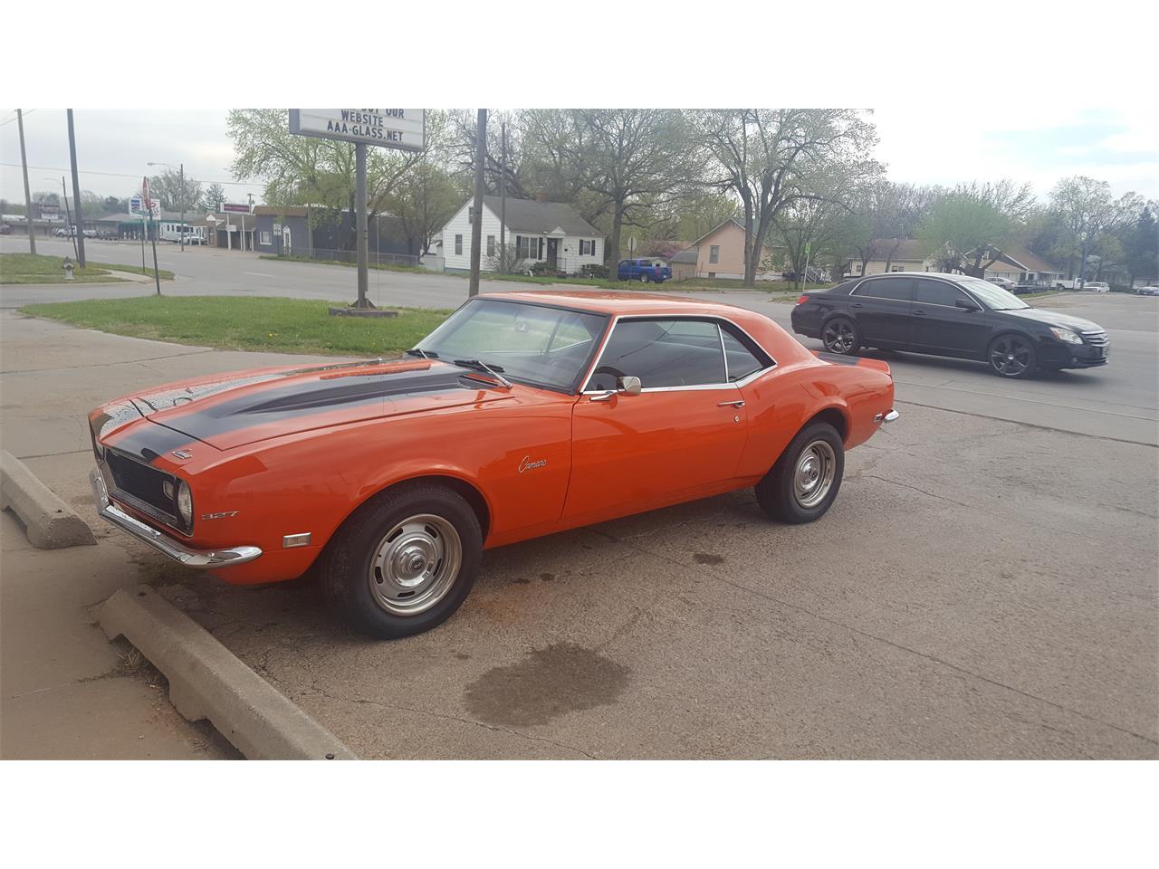 1968 Chevrolet Camaro For Sale Classiccars Com Cc 884566
