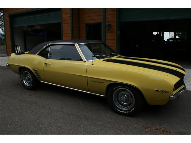 1969 Chevrolet Camaro RS Z28 | 884567