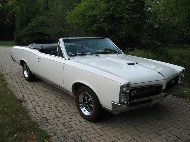 1967 Pontiac GTO | 884568
