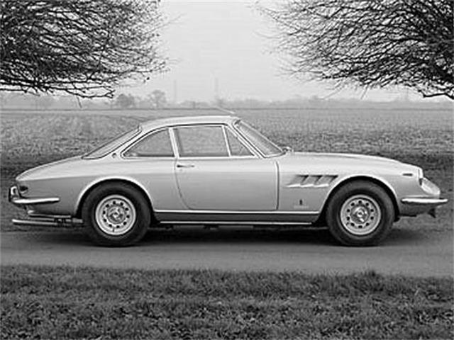 1966 Ferrari 330 GTC LHD | 880457
