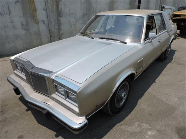 1988 Chrysler Fifth | 884596