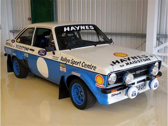 1975 Ford Escort RS1800 | 880462