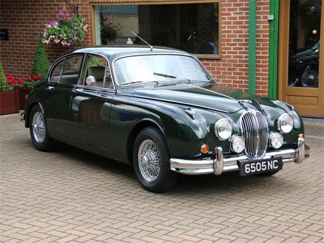 1961 Jaguar MkII 3.8 RHD | 880464