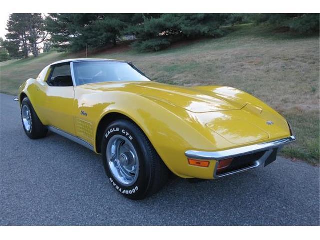 1972 Chevrolet Corvette | 880466