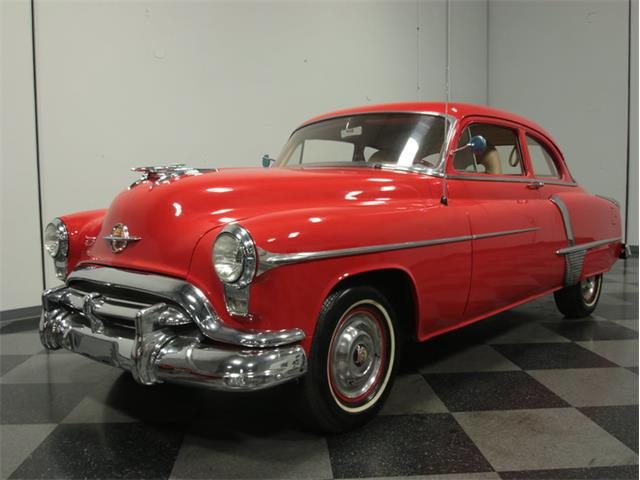 1951 Oldsmobile 2 Door Sedan | 880471