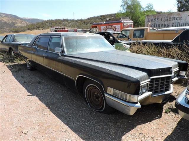 1969 Cadillac Limousine | 884773