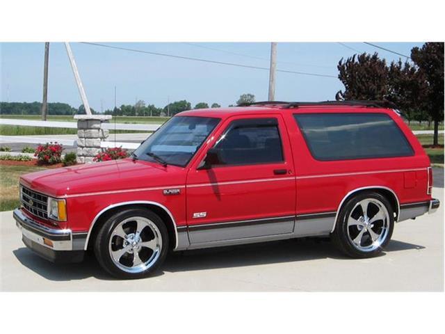 1990 Chevrolet Blazer | 880048