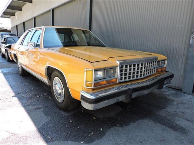 1987 Ford Crown Victoria | 884855
