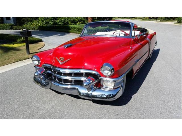 1953 Cadillac Series 62 | 884857