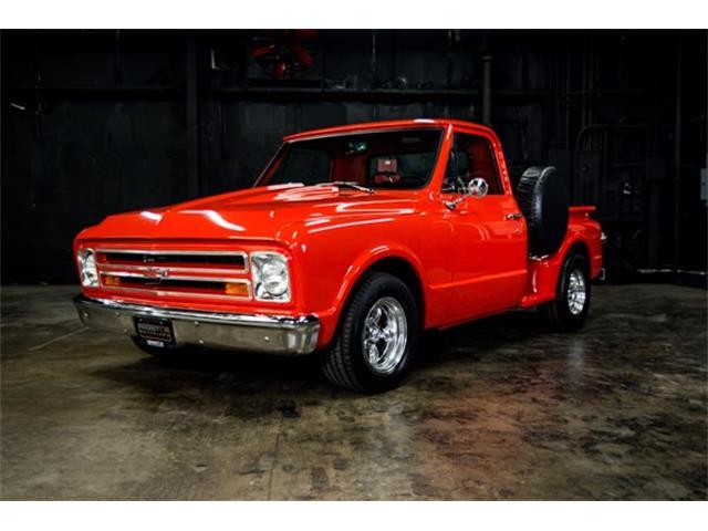 1967 Chevrolet C/K 10 | 880486
