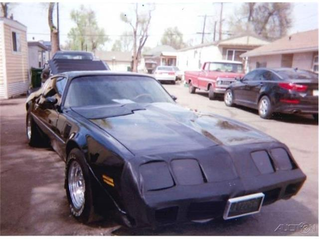 1980 Pontiac Firebird Trans Am | 884862