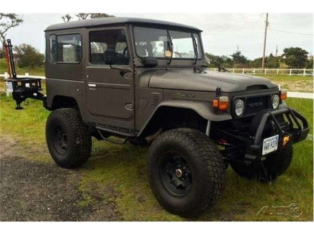 1980 Toyota Land Cruiser | 884876