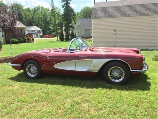 1958 Chevrolet Corvette | 884891