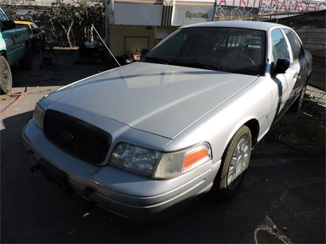 2006 Ford Crown Victoria | 884910