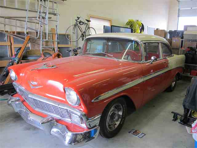 1956 Chevrolet Bel Air Sport coupe | 884918
