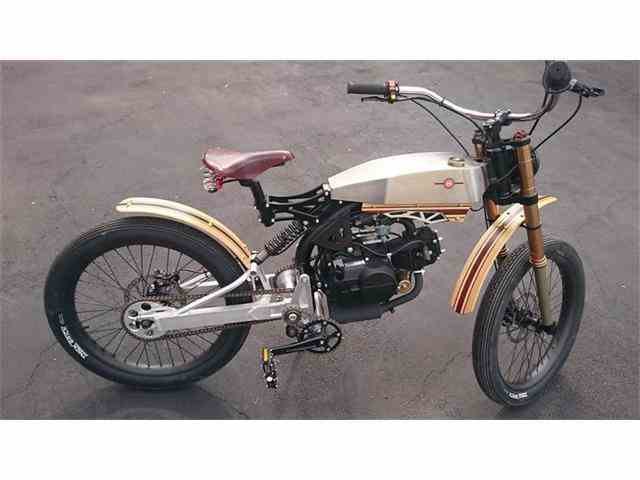 2015 Moped 49ccHybrid Motorcycle | 884933