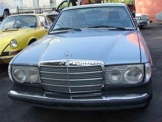 1985 Mercedes-Benz 300-Series300CD   884938