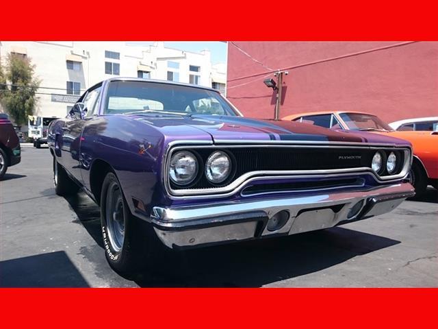 1970 Plymouth Roadrunner383 | 884940