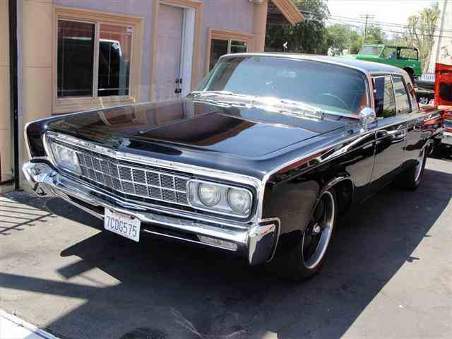 1966 Chrysler ImperialGreen Hornet | 884942
