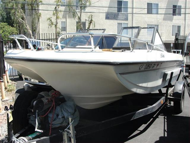 1980 Seaswirl 17'Open Bow | 884949