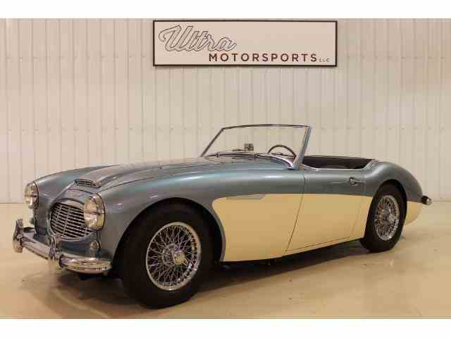 1961 Austin Healey 3000Mark I BT7 | 880495