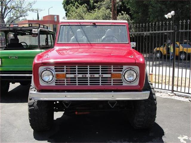 1971 Ford Bronco | 884952