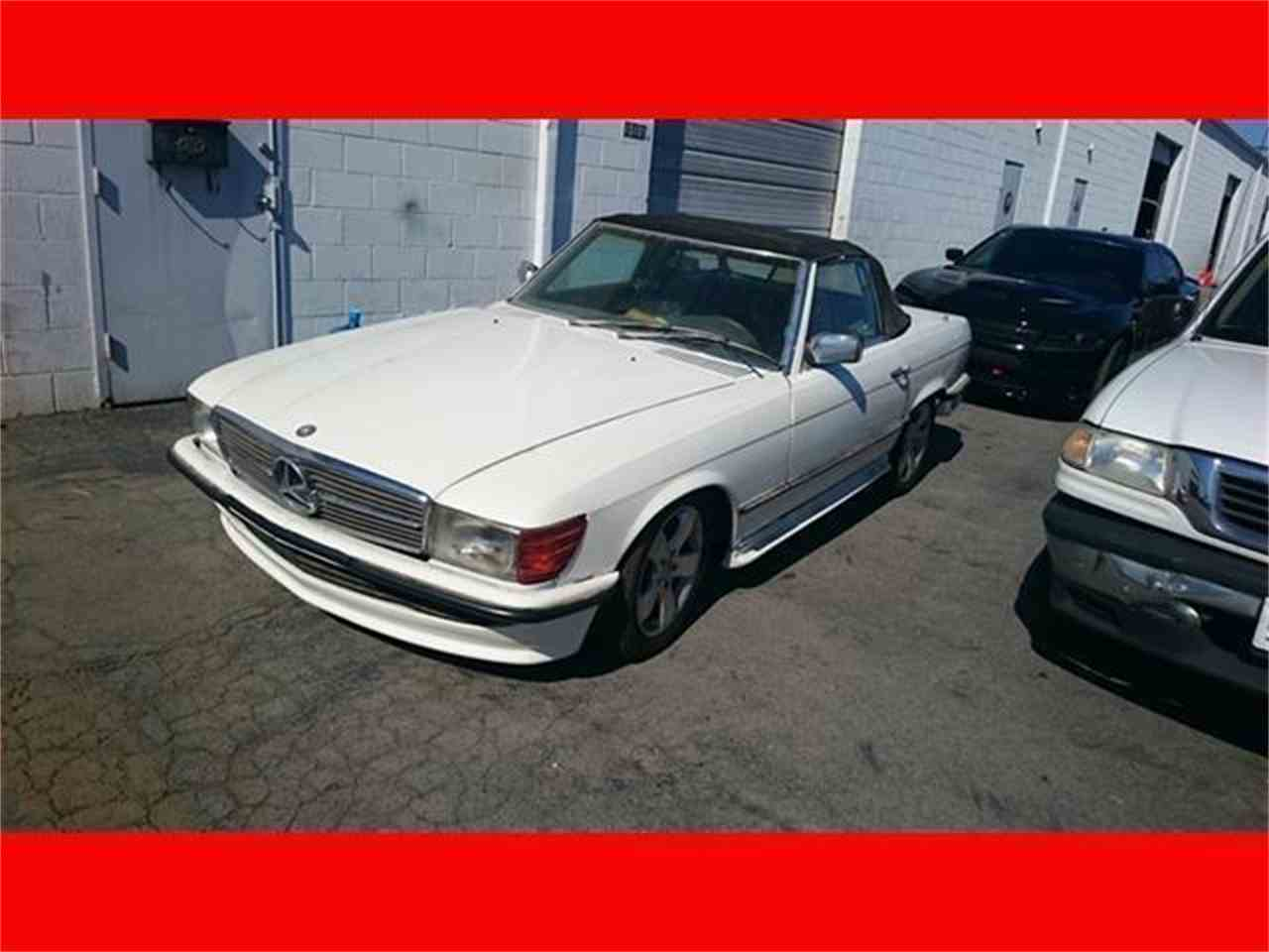 1979 mercedes benz sl class450sl amg for sale for Mercedes benz for sale los angeles