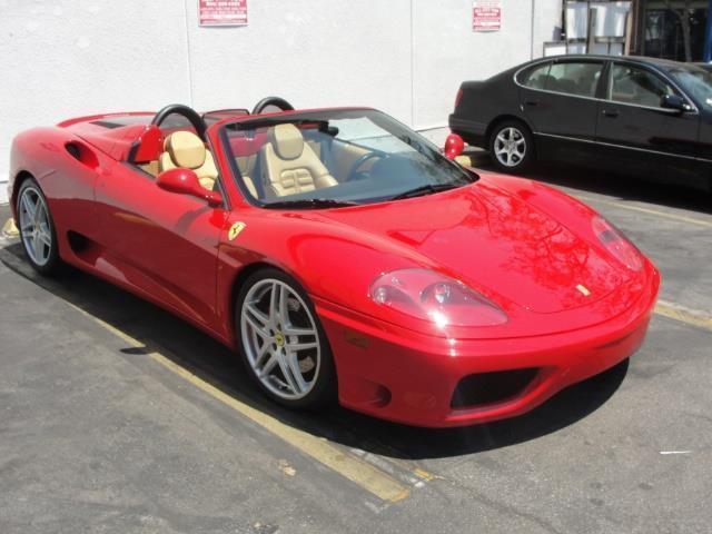 2005 Ferrari 360Spider   884958