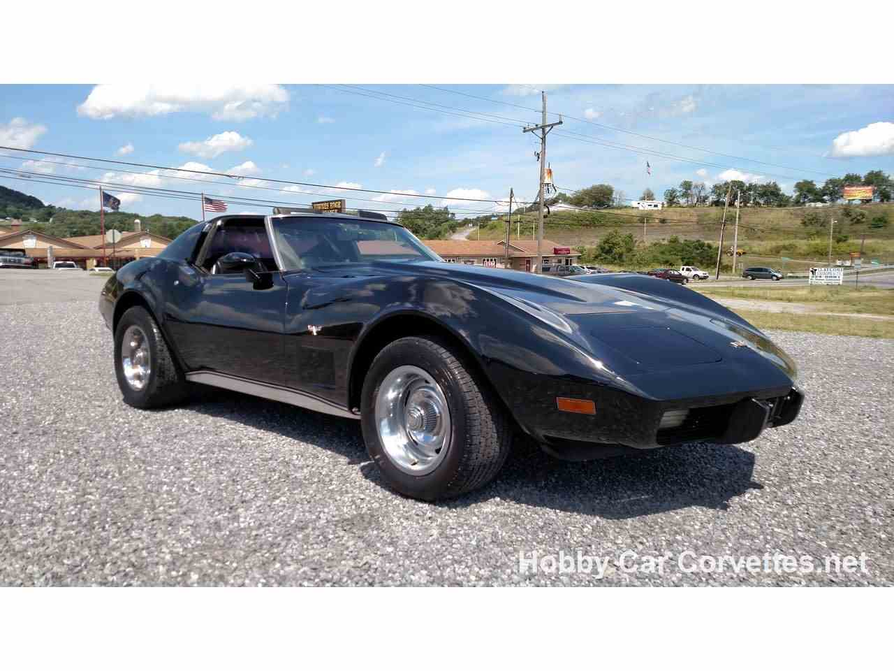 Large Picture of '77 Corvette located in Pennsylvania - $17,999.00 - IYUJ