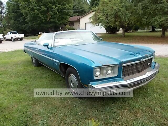1975 Chevrolet Caprice | 884975