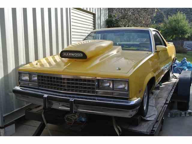 1986 Chevrolet El Camino | 884977