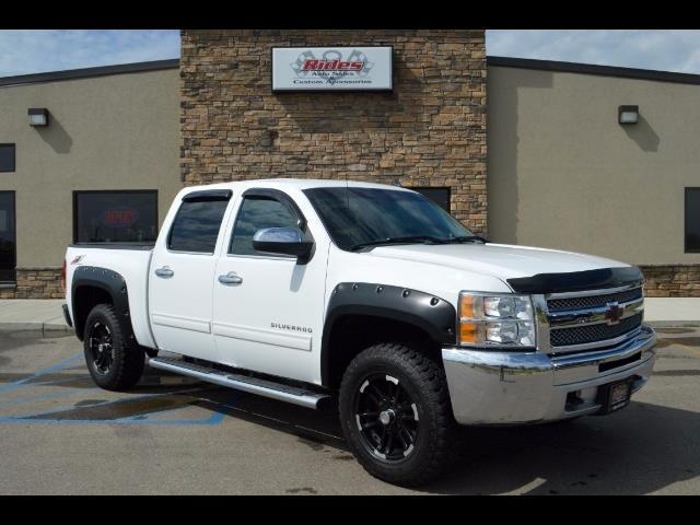 2012 Chevrolet Silverado | 880498