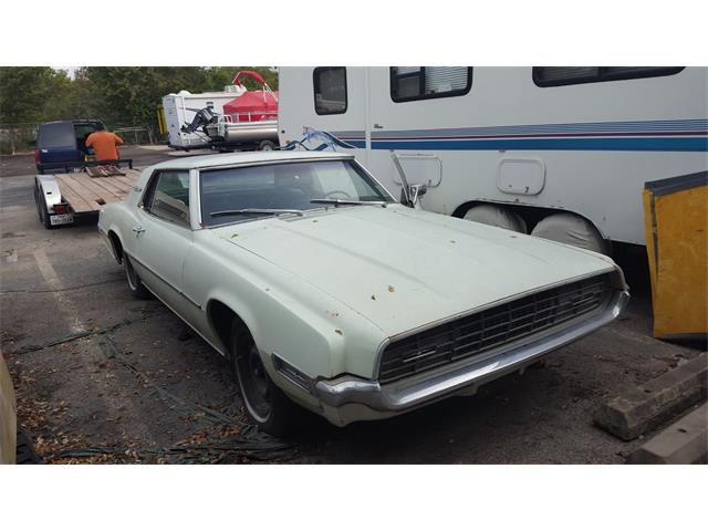 1968 Ford Thunderbird | 884984