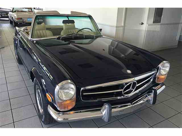 1971 Mercedes-Benz 280SL | 884985