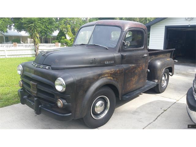 1953 Dodge B Series Pickup | 884991
