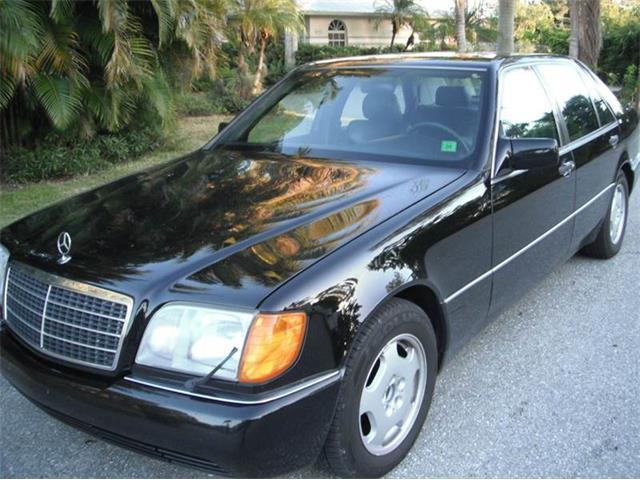 1994 Mercedes-Benz S500 | 884993