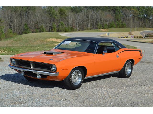 1970 Plymouth Cuda | 884995