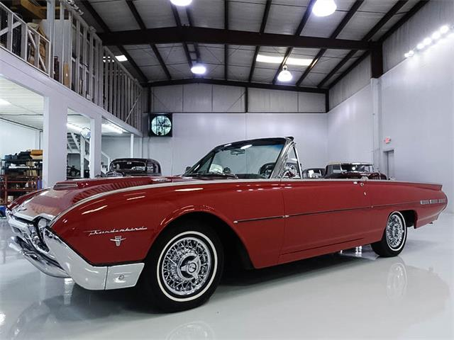 1962 Ford Thunderbird | 885003