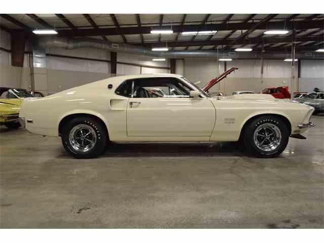 1969 Ford Mustang | 885006